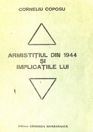 Armistițiul din 1944 și implicațiile lui