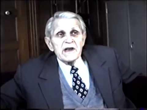 Corneliu Coposu interviu 23 ianuarie 1990