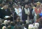 Mesajul Regelui Mihai la înmormântarea lui Corneliu Coposu