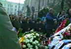 Discursul domnului Rebenciuc la înmormântarea lui Corneliu Coposu