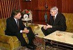 Vizita premierului spaniol Felipe Gonzalez, 1995